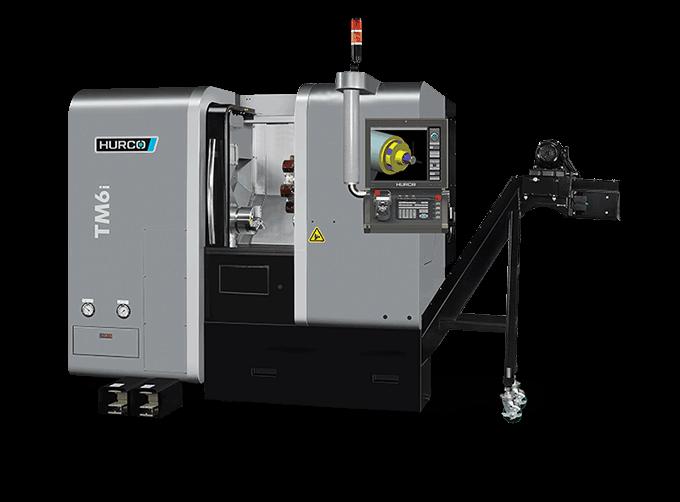 TM6i (TM6i VDI) CNC Lathe Machine
