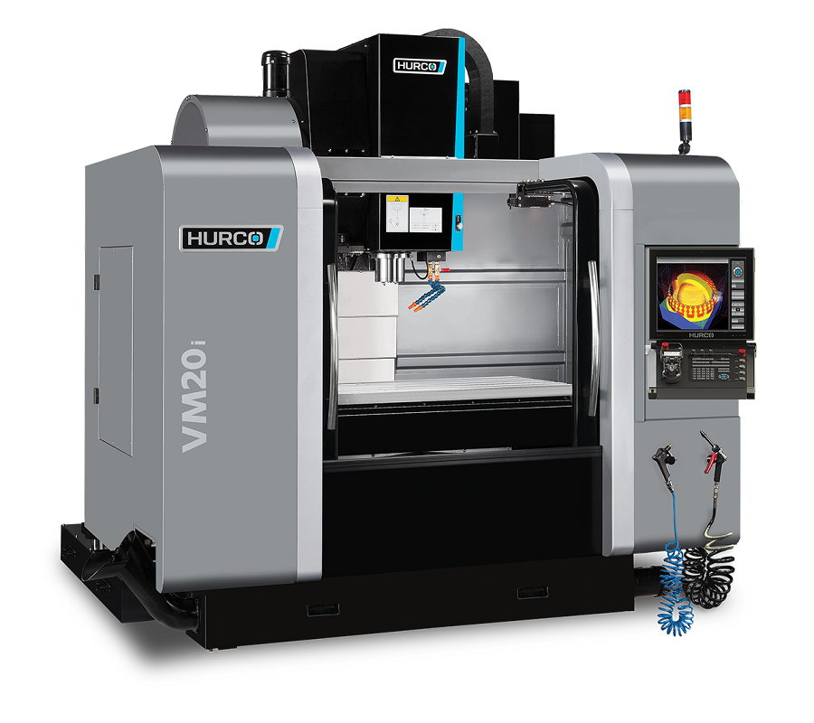 VM20i : 3-AXIS MACHINING CENTRE