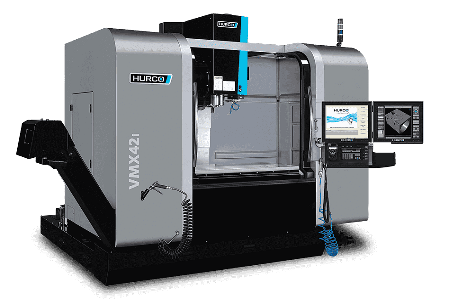 VMX42Ti : 3-AXIS MACHINING CENTRE