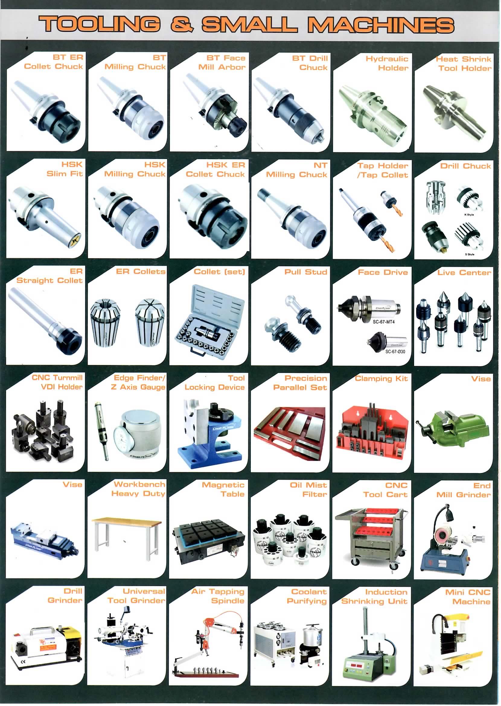 Tooling & Small Machine
